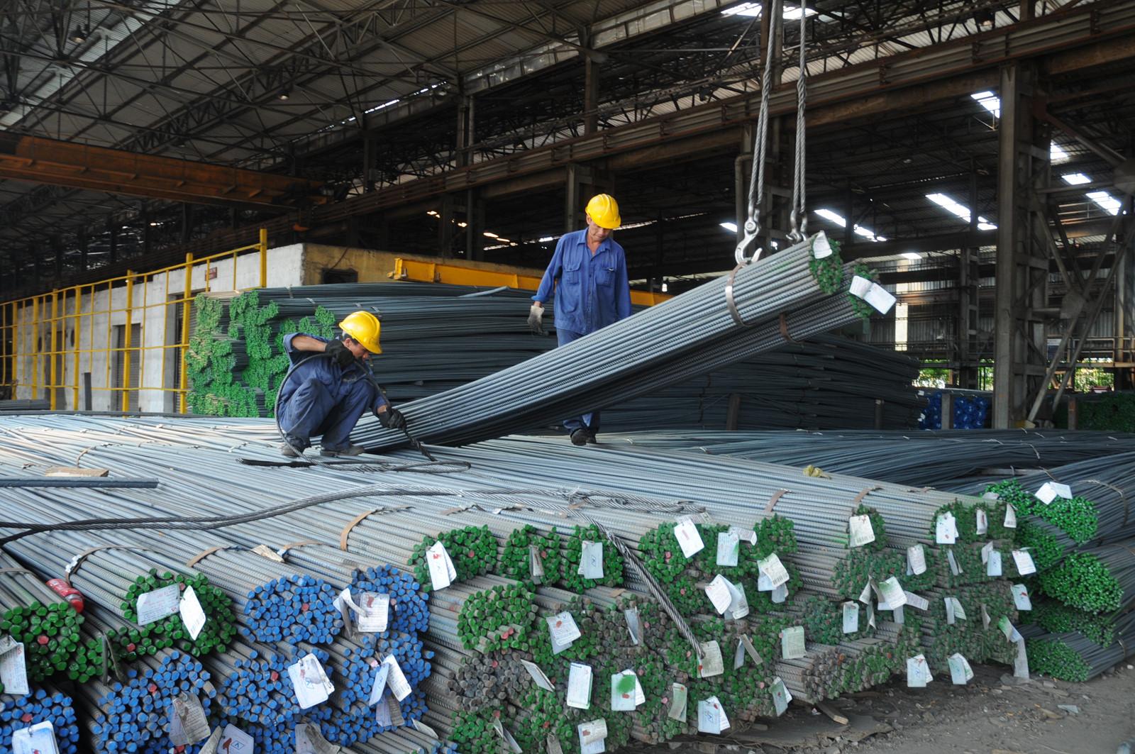 Tình hình ngành thép ASEAN